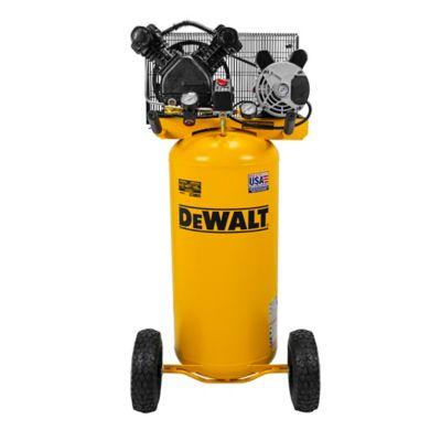 Dewalt 1 6 Rhp 20 Gallon Vertical Portable Air Compressor