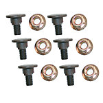 Disc Mower Bolt, OEM 561.158.00K, Pack of 6