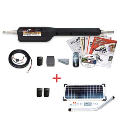 Mighty Mule Rsck360 Automatic Gate Opener Rancher Solar