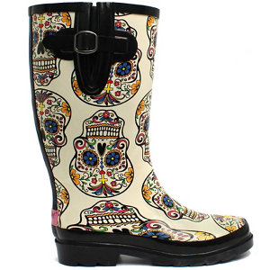 Wonderful Western Chief Womenu0026#39;s Cute Horses Rain Boot At Tractor Supply Co.
