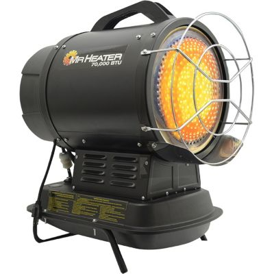 Mr Heater Radiant Forced Air Kerosene At Tractor Supply Co