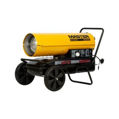 Master 140000 Btu Kerosene Forced Air Heater Mh 140t Kfa
