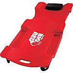 Big Red Plastic Creeper, 40 in. L