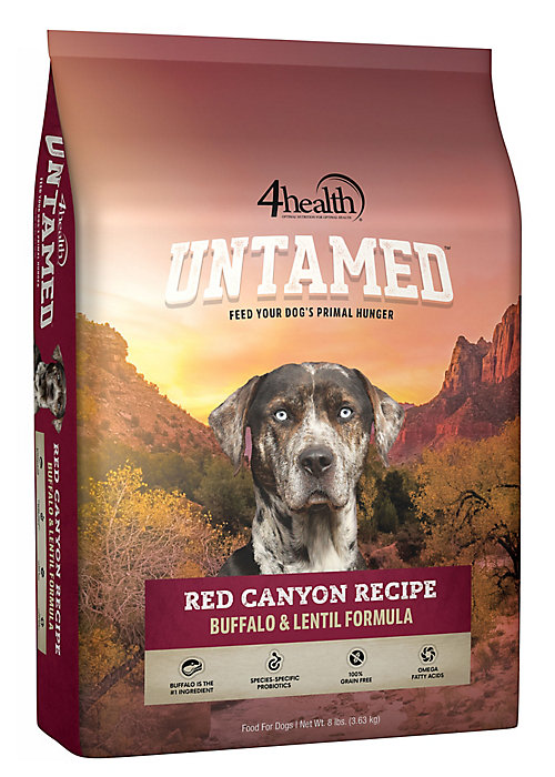 4health UNTAMED Red Canyon Recipe