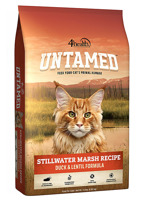 4health UNTAMED Stillwater Marsh Recipe