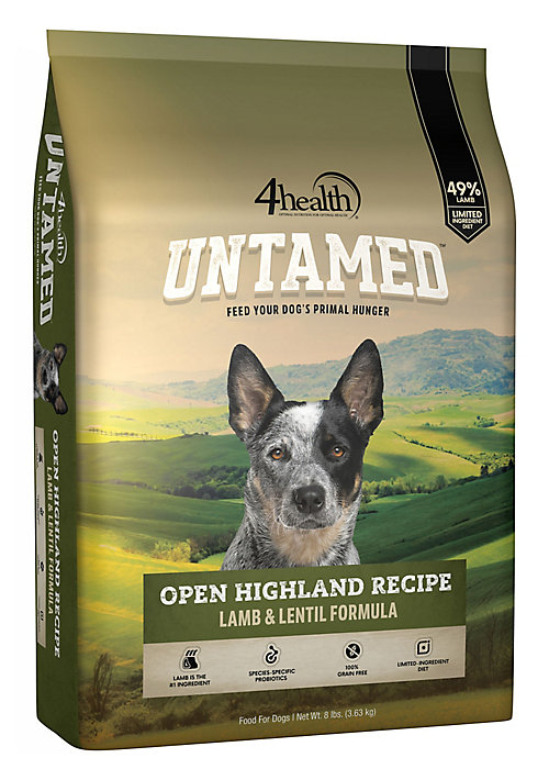 4Health UNTAMED Open Highland Recipe