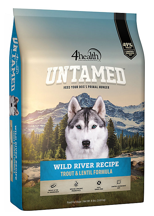 4health UNTAMED Wild River Recipe