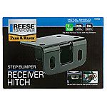 Reese® Farm & Ranch Step Bumper Hitch, Class II