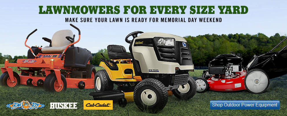 Lawnmowers for Every Size Yard - Tractor Supply Co.