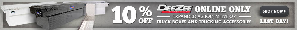 Shop Dee Zee Brand truck accessories at Tractor Supply Co.