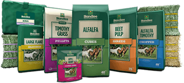 Standlee Premium Western Forage product array