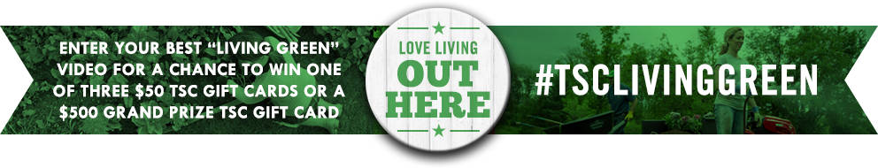 Enter Our Living Green Out Here Video Contest!