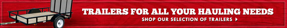 Shop Trailers - Tractor Supply Co.