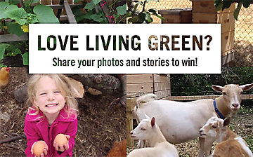 Loving Living Out Here? Enter your best 'Living Green' photo for a chance to win one of three $50 TSC Gift Cards or a $500 grand prize TSC Gift Card. #TSCLivingGreen