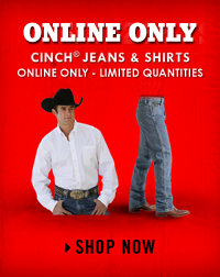 Shop Cinch at Tractor Supply Co.