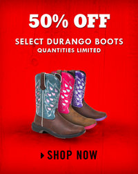 Shop Durango Boots at Tractor Supply Co.