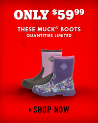 Shop Muck Boots at Tractor Supply Co.