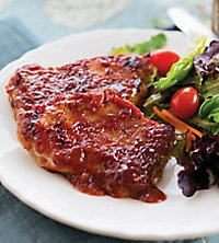 Coca-Cola Pork Chops