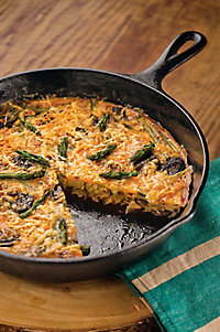 Early Spring Frittata