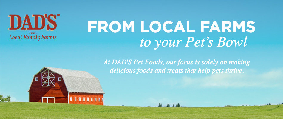 Dad's Pet Food