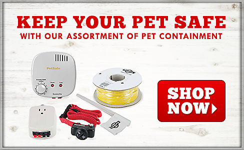 Shop Pet Containment - Tractor Supply Co.