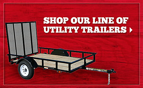Shop Utility Trailers - Tractor Supply Co.