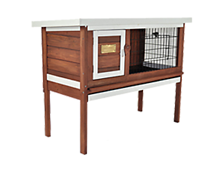 Advantek rabbit hutch.