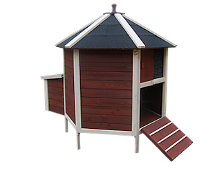Advantek chicken coop.
