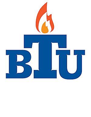 Burn Tech University Youtube combo logo