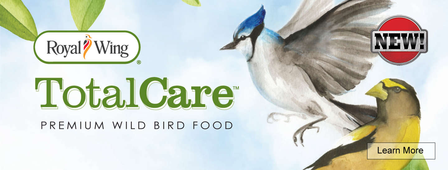 Royal Wing TotalCare Premium Bird Seed - New! - Exclusively at Tractor Supply Co.