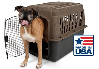 Carriers & Kennels - Which Is Right For My Dog?