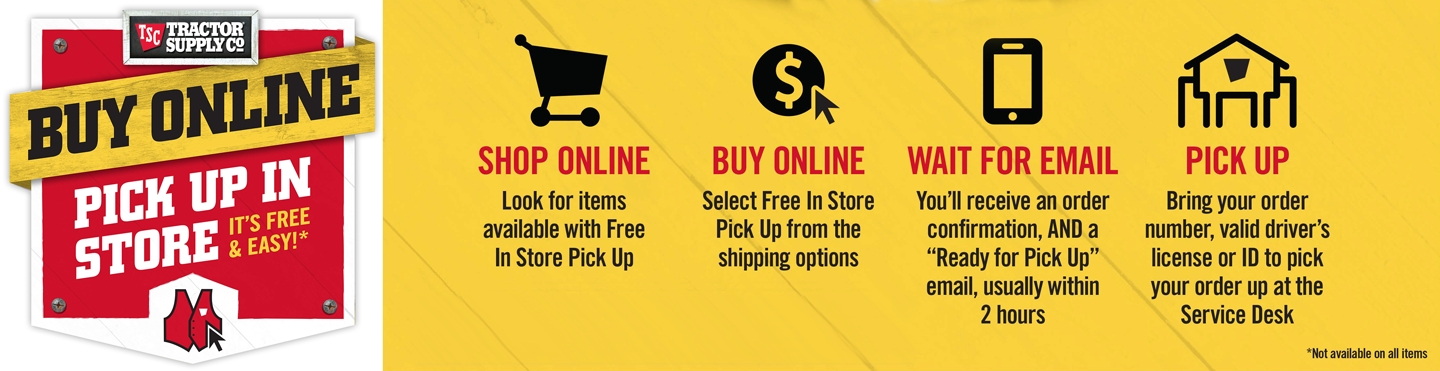 However, customers can take advantage of Buy Online, Free Store Pickup for many items on downiloadojg.gq Click here for more information. Items available for free store pickup will have an indicator after clicking