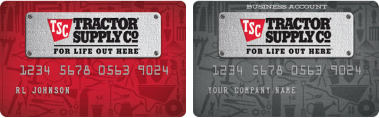 Credit and Financing options - Tractor Supply co.