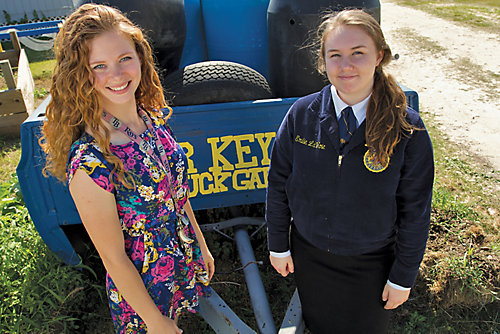 FFA Students help feed the hungry - Tractor Supply Co.