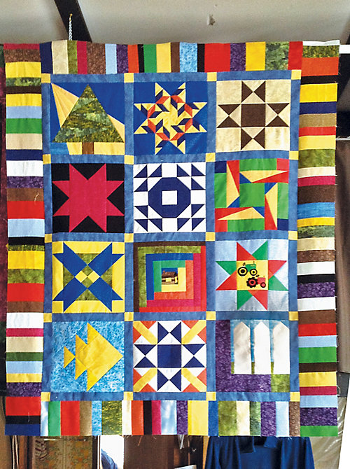 Barn Quilt Trail Tractor Supply Co