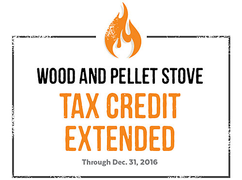 Wood and Pellet Stove Tax Credit Extended through 2016 - Wood Cutting, Handling And Storage Tractor Supply Co.