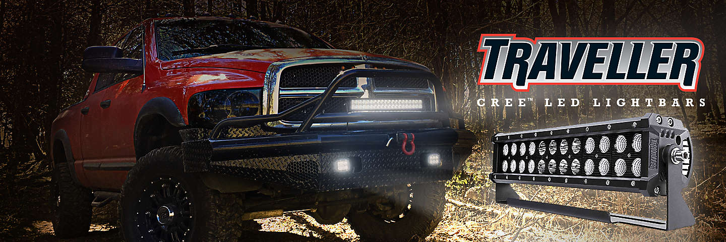 Traveller Cree LED Lightbar - Tractor Supply Co.