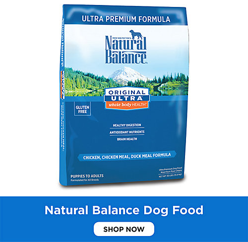 Natural Balance Dog Food Tractor Supply