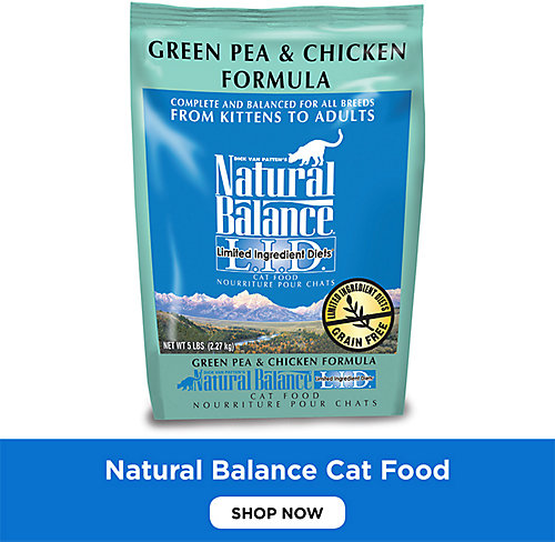 Natural Balance Gluten Free Cat Food