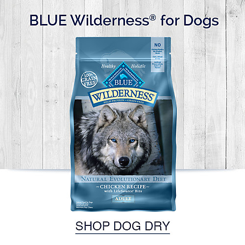 Blue Wilderness for Dogs