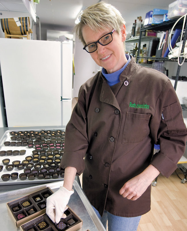 Chocolatier-farmer Grows Sweetest Business - Tractor Supply Co.