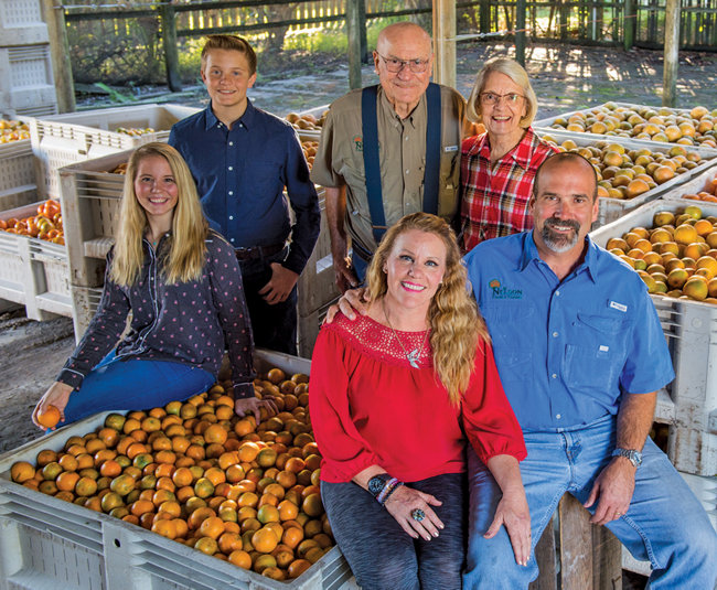 Nelson Family Citrus Farmers Branch Out - Tractor Supply Co.