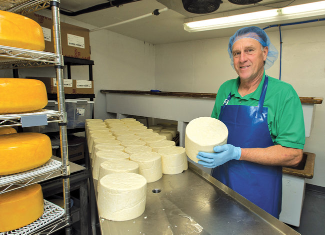 Dairy farm made cheese - Tractor Supply Co.