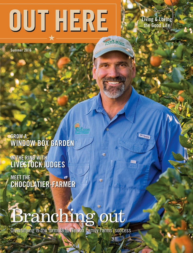 Out Here Magazine - Summer 2016 - Tractor Supply Co.