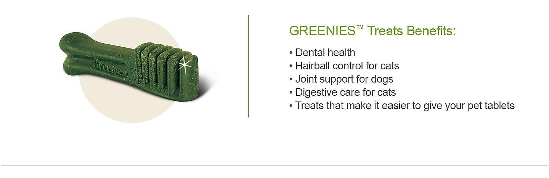 Greenies treats