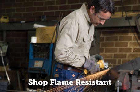 Shop Flame Resistant