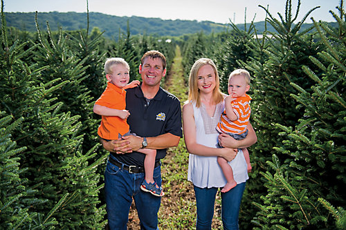 Managing a Christmas Tree Farm - Tractor Supply Co.