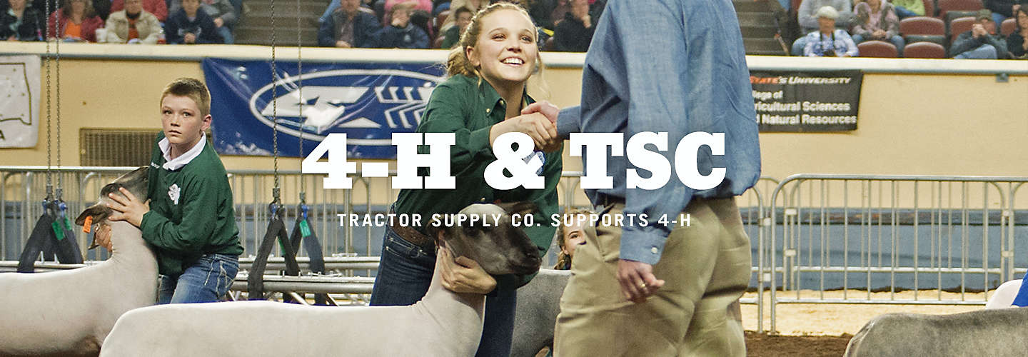 4-H - Tractor Supply Co.