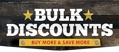 Bulk Discounts - Tractor Supply Co