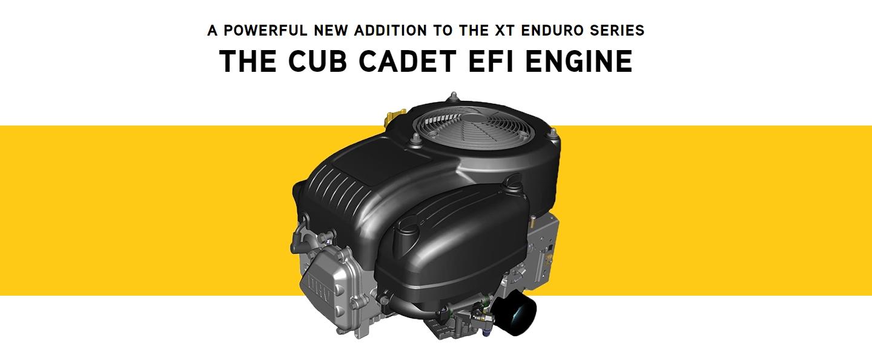 Cub Cadet EFI Engine - Tractor Supply Co.
